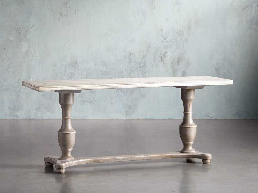 "Antonia 71"" Bell'Arte Console Table, slide 3 of 10"