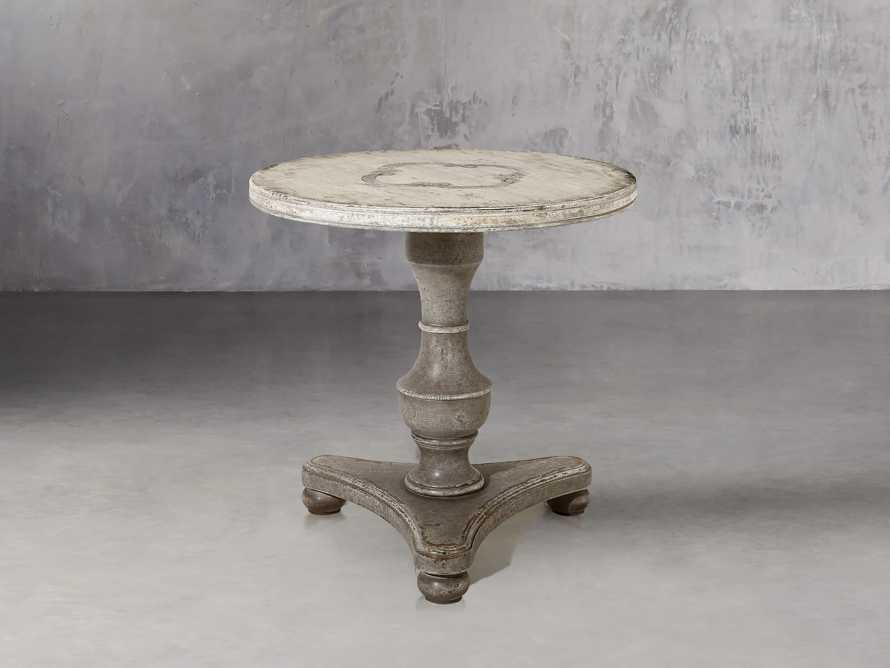 "Antonia 25"" Bell'Arte End Table, slide 1 of 5"