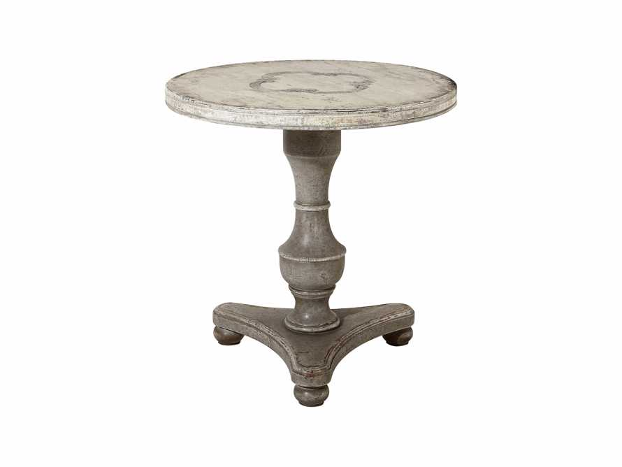 "Antonia 25"" Bell'Arte End Table, slide 2 of 5"