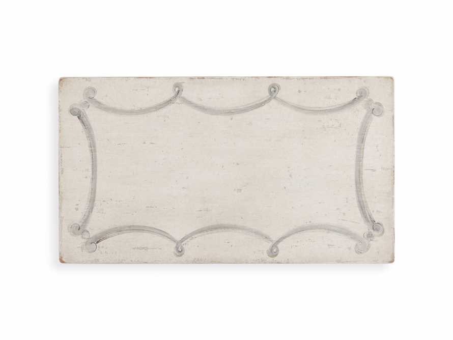 "Antonia 53"" Rectangle Bell'Arte Coffee Table"