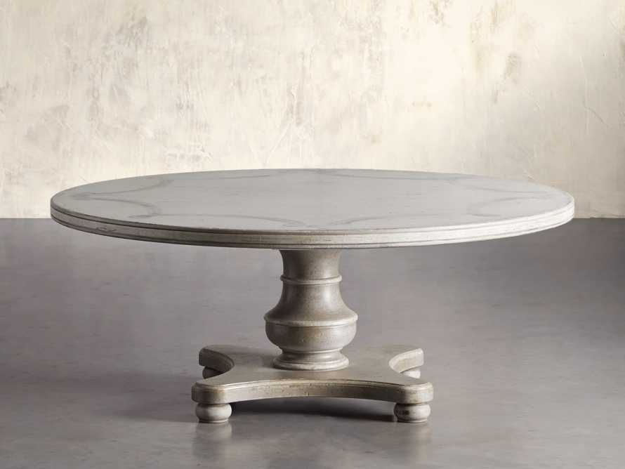 "Antonia 39"" Round Bell'Arte Coffee Table, slide 1 of 7"