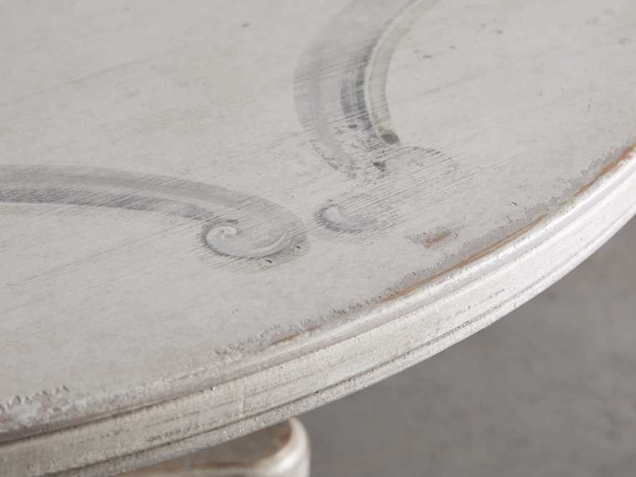 "Antonia 39"" Round Bell'Arte Coffee Table, slide 4 of 7"