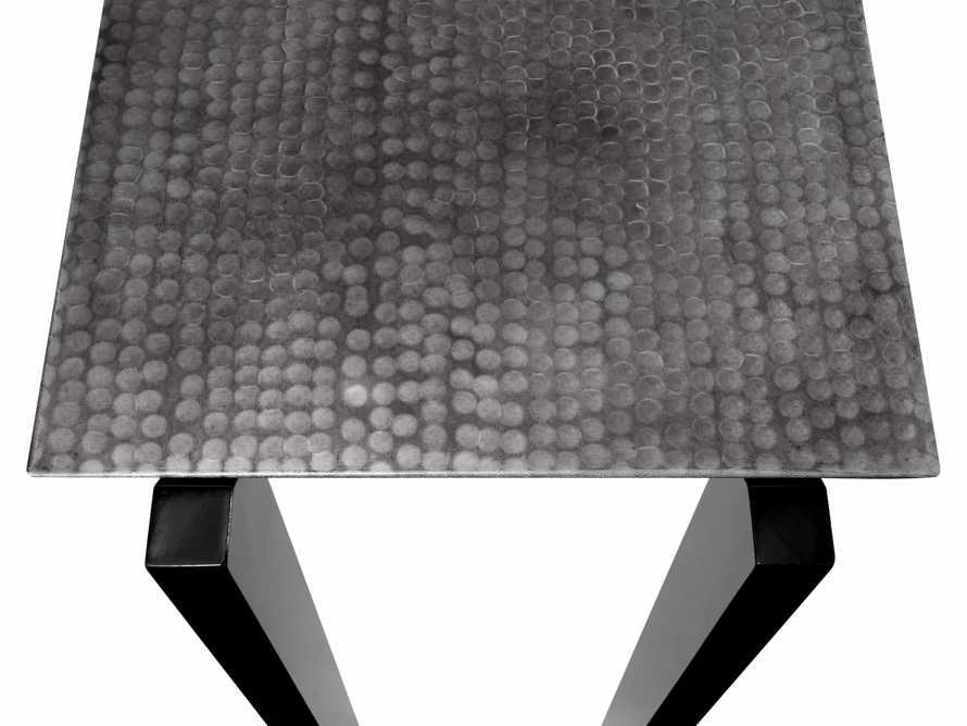 "Arayna 63"" Rectangle Zinc Alloy Console Table"