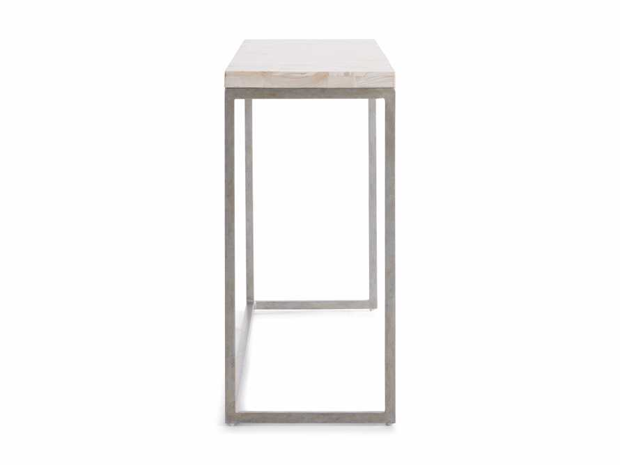 "Arielle 60"" Console Table, slide 9 of 9"