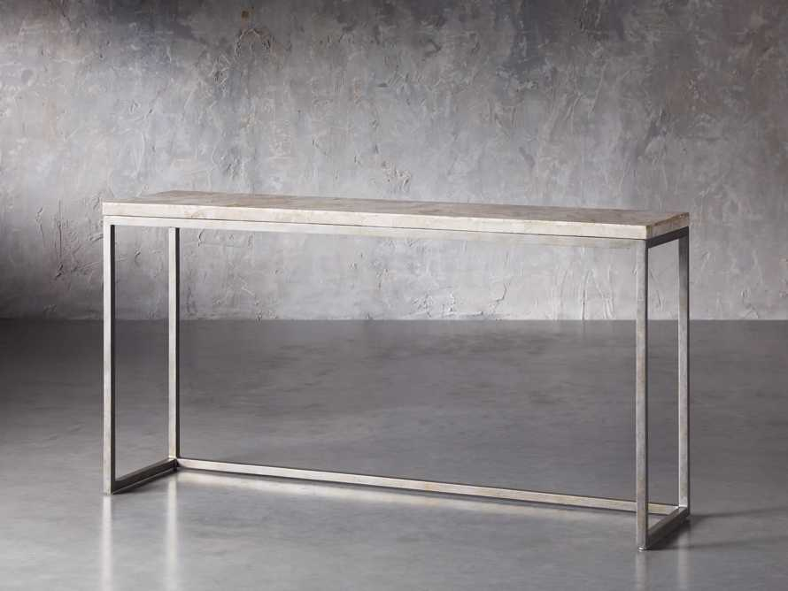 "Arielle 60"" Console Table, slide 2 of 9"