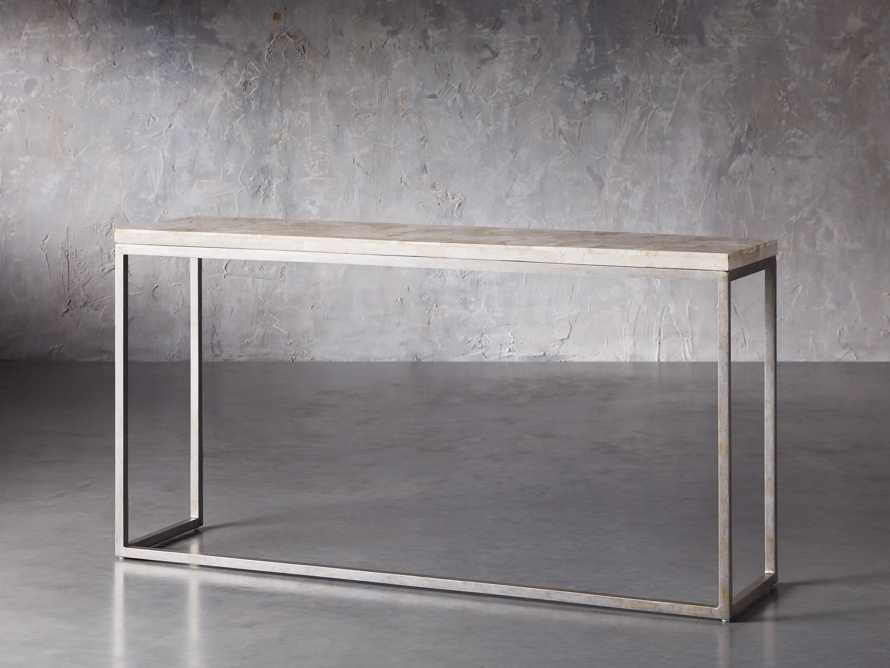 "Arielle 60"" Console Table, slide 4 of 9"