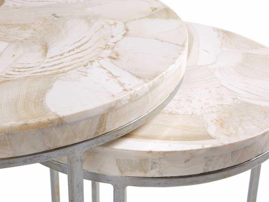 """Arielle 20"""" Nesting Table Set, slide 2 of 7"""