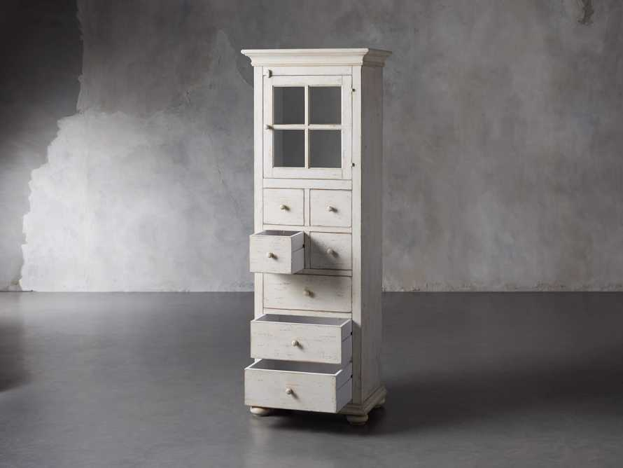 """Artigiano 26"""" Narrow Cabinet, slide 3 of 10"""