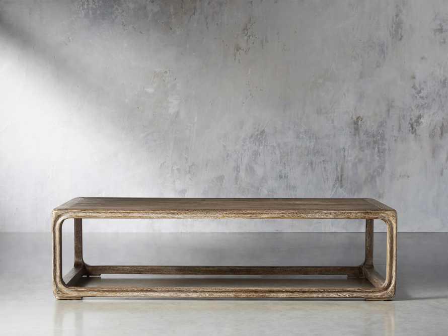 """Bertogne 60"""" Coffee Table, slide 1 of 7"""