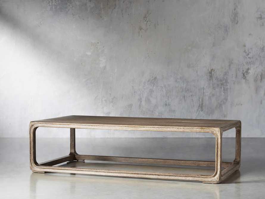 """Bertogne 60"""" Coffee Table, slide 2 of 7"""