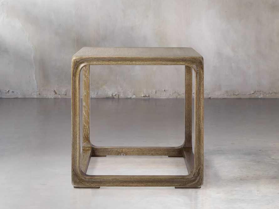 Bertogne End Table, slide 2 of 5