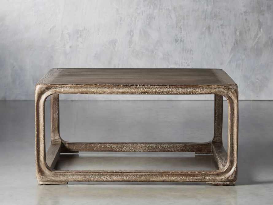 Bertogne Square Coffee Table