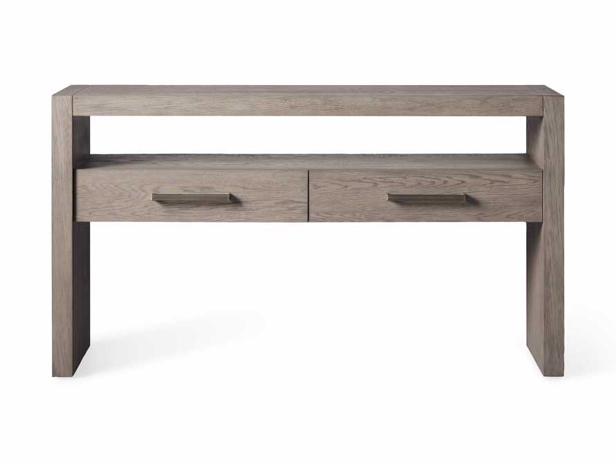 """Bodhi 60"""" Console Table in Salvaged Grey, slide 5 of 5"""