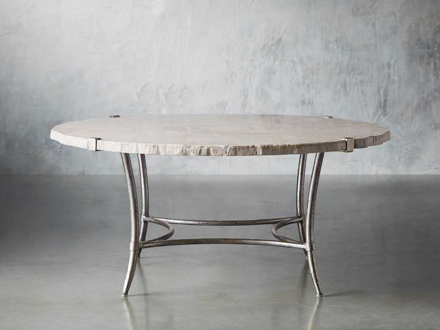 Round Coffee Table Wood.Boracay Round Coffee Table