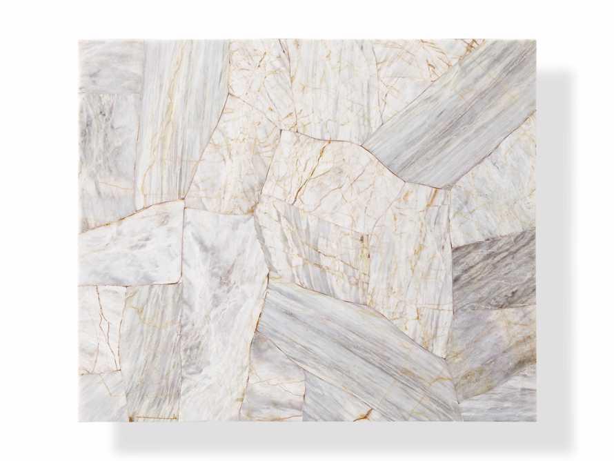 "Boracay 24"" Century Marble C Table, slide 4 of 6"