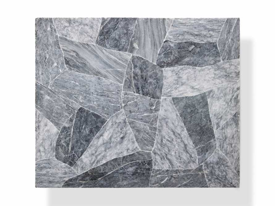 "Boracay 24"" Century Marble C Table in Grey, slide 5 of 6"