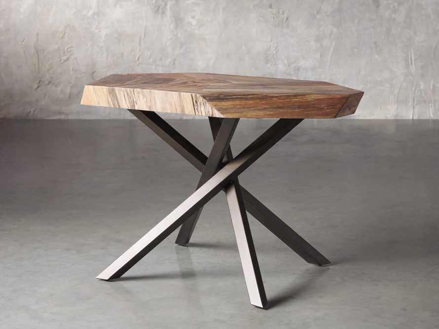 """Carrinna 38"""" End Table in Palografico, slide 2 of 5"""