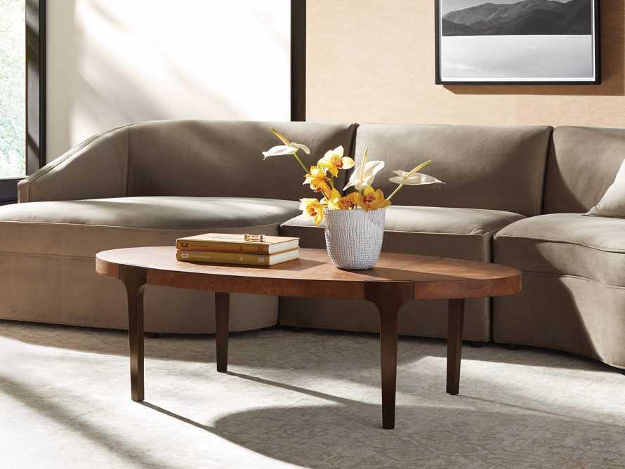 "Cordelia 58"" Coffee Table, slide 1 of 8"