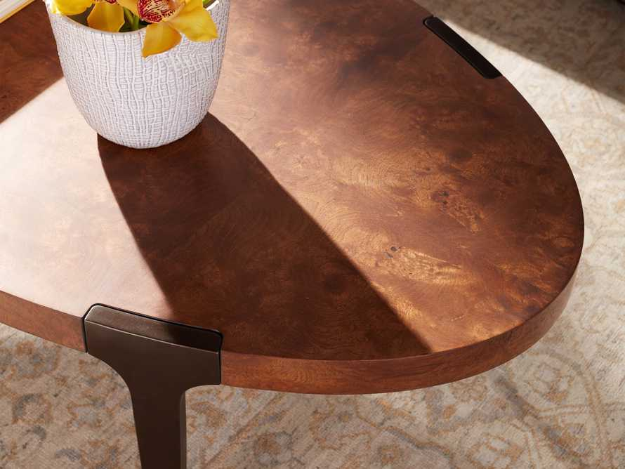 "Cordelia 58"" Coffee Table, slide 6 of 8"