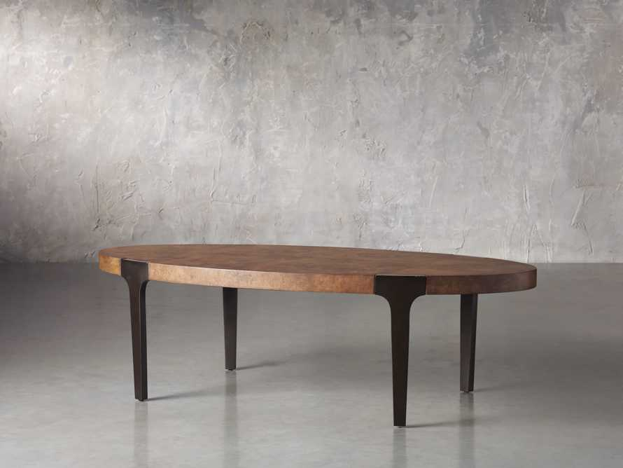 "Cordelia 58"" Coffee Table, slide 2 of 6"