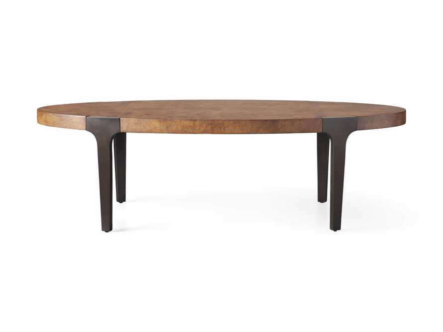 "Cordelia 58"" Coffee Table, slide 6 of 6"