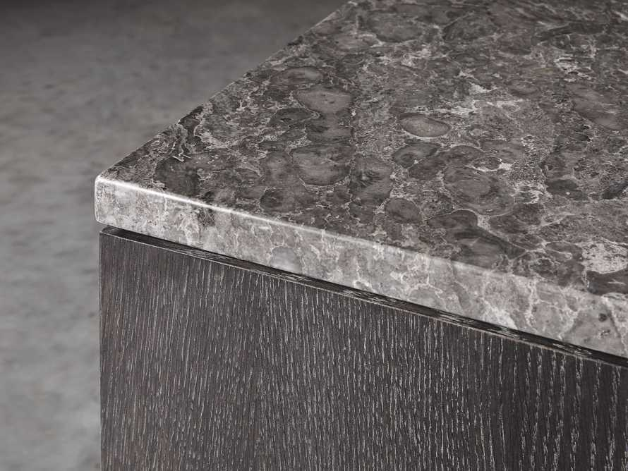 """Danyon 19"""" Coffee Table in Cinder, slide 3 of 5"""