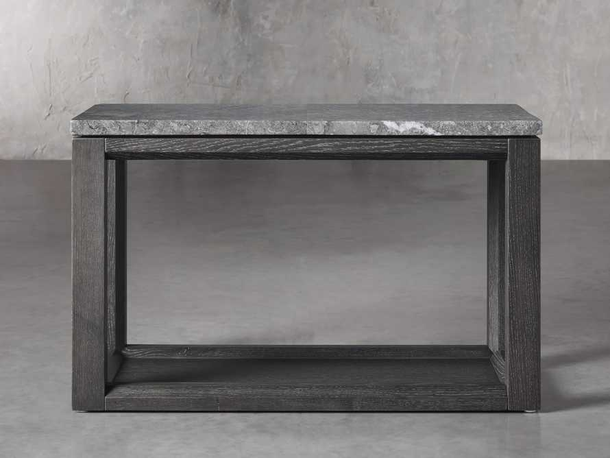 "Danyon 36.25"" End Table in Cinder, slide 1 of 5"