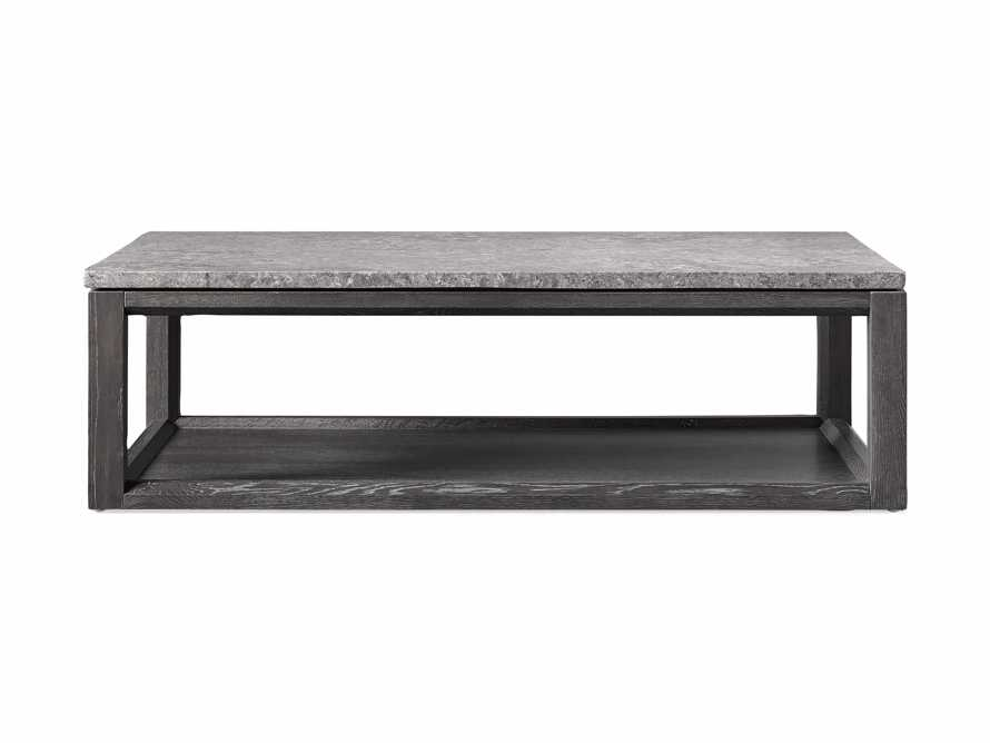 "Danyon 57"" Coffee Table in Cinder, slide 5 of 5"