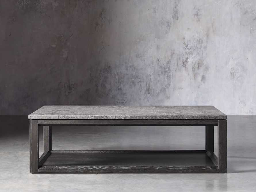 "Danyon 57"" Coffee Table in Cinder, slide 1 of 5"