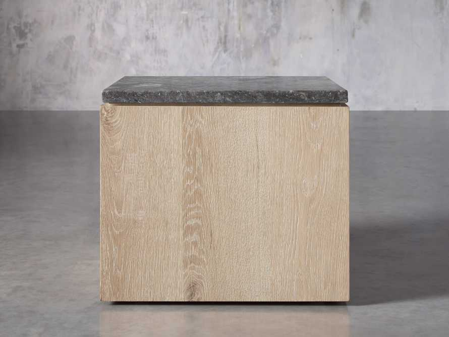 "Danyon 19"" Coffee Table in Natural, slide 1 of 5"