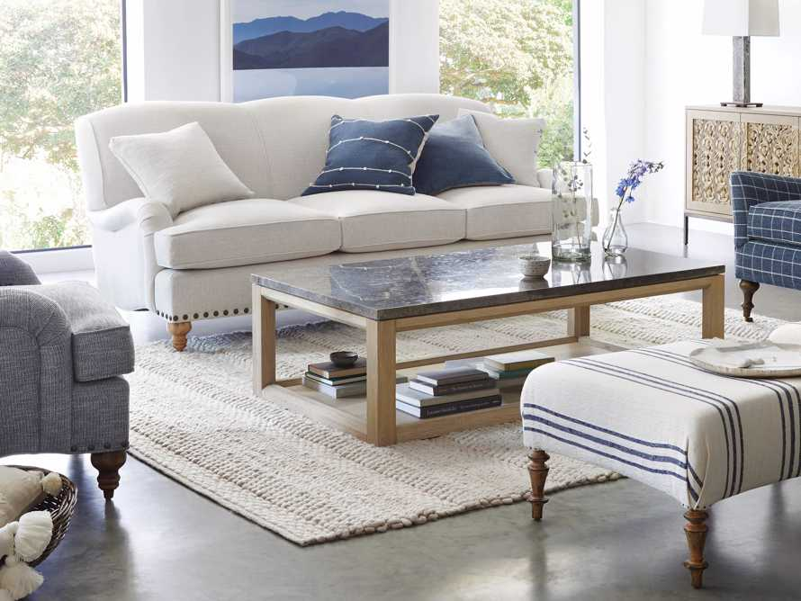 """Danyon 57"""" Coffee Table in Natural, slide 5 of 7"""