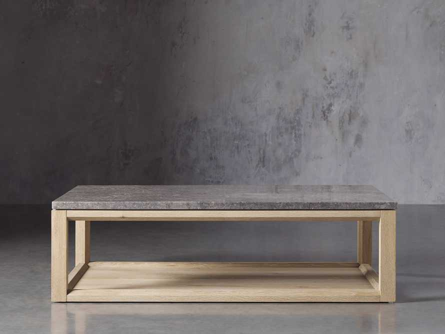 """Danyon 57"""" Coffee Table in Natural, slide 1 of 5"""