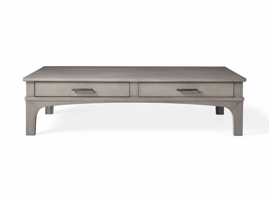 """Edlyn 63"""" Cofee Table in Boulder Grey, slide 4 of 4"""
