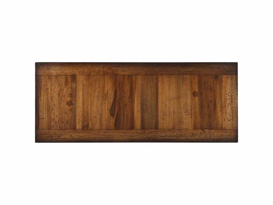 """Ellington 59"""" Rectangle Console Table in Oak"""