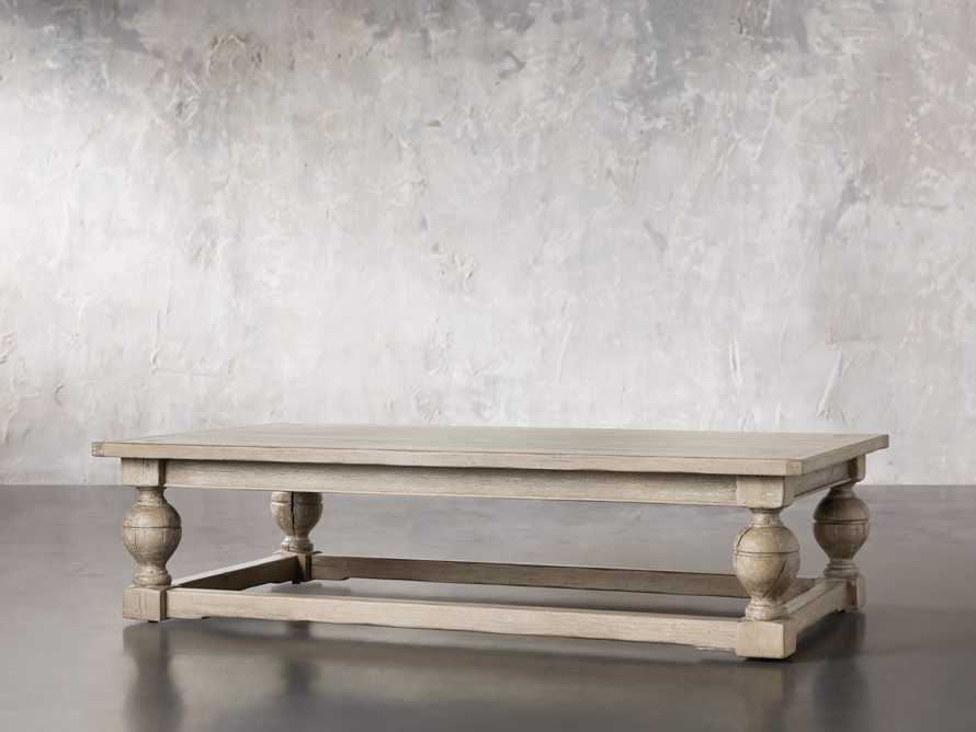 """Gilmour 70"""" Coffee Table, slide 2 of 5"""