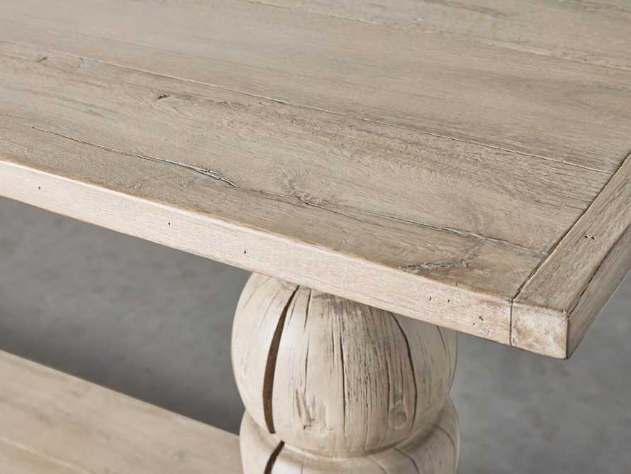 """Gilmour 86"""" Console Table, slide 3 of 5"""