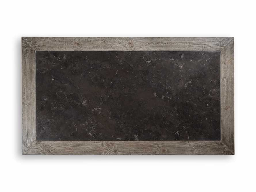 """Hudson 71"""" Coffee Table With Bluestone Top, slide 7 of 9"""