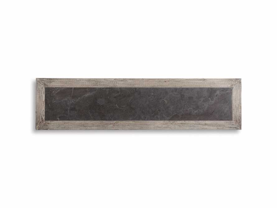 "Hudson 71"" Console Table with Bluestone Top, slide 5 of 8"