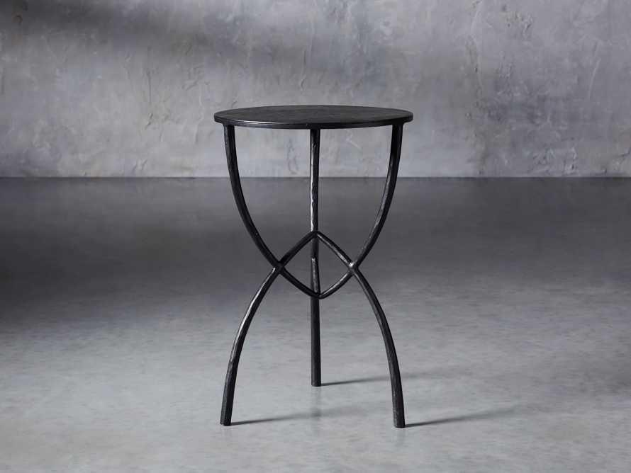 """Jedrek 14"""" Martini Table, slide 1 of 12"""
