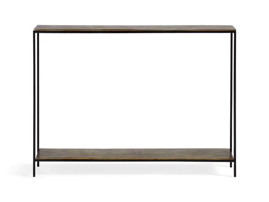 Pleasant Kavali Slim Console Table Caraccident5 Cool Chair Designs And Ideas Caraccident5Info