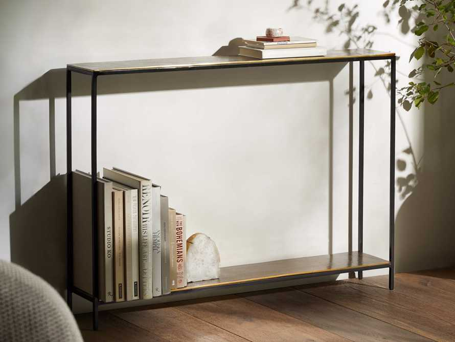 Kavali Console Table, slide 1 of 6