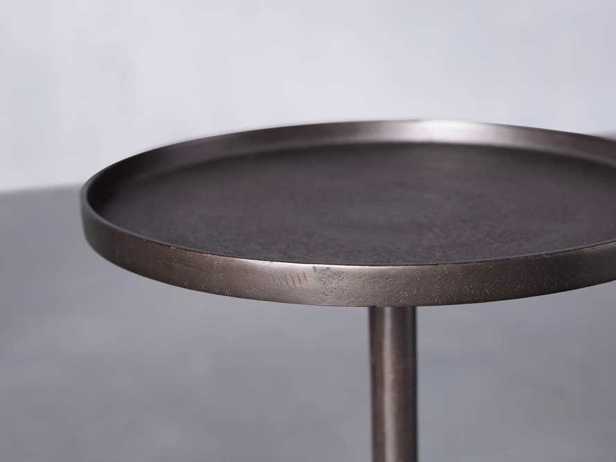 "Kenneth 12"" Martini Table"