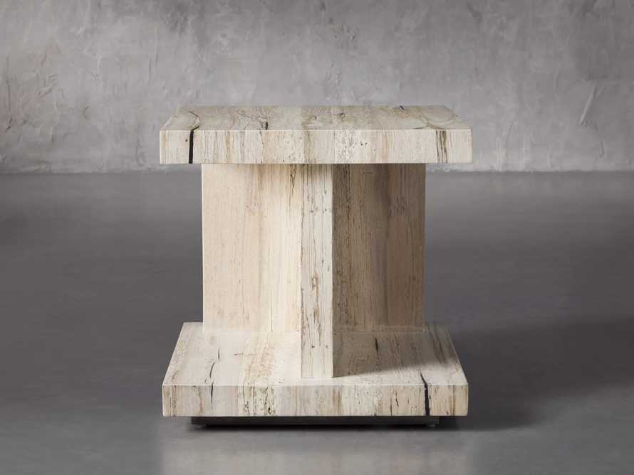 "Leandro 23"" End Table, slide 1 of 10"