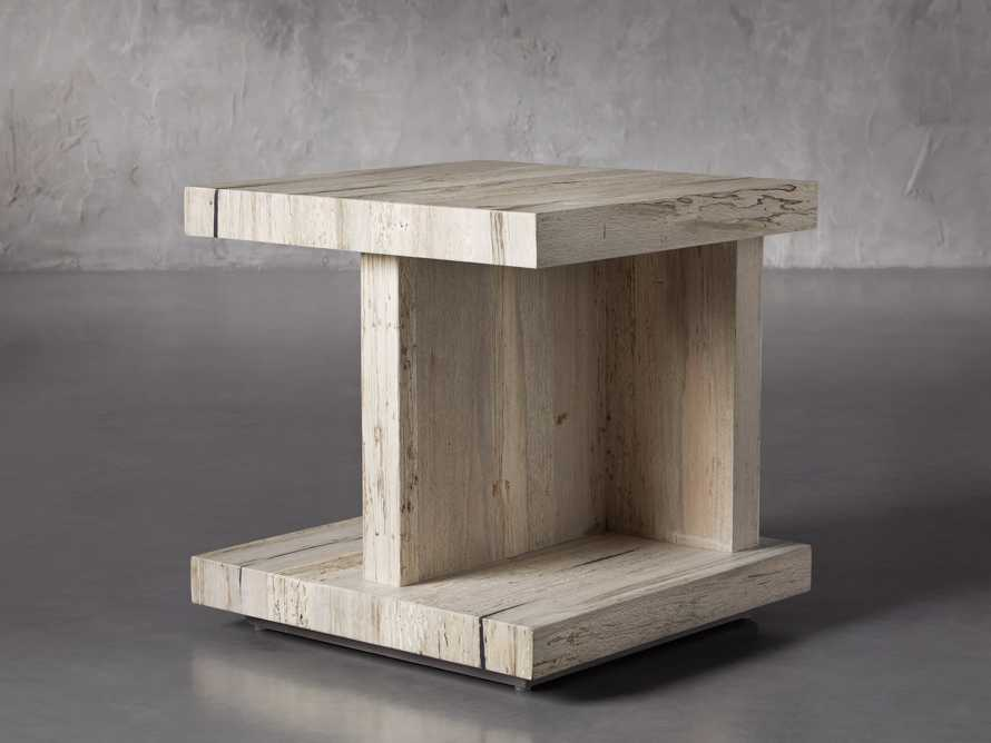 "Leandro 23"" End Table, slide 2 of 10"