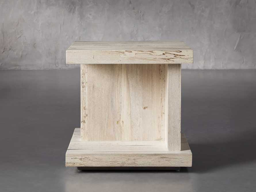 "Leandro 23"" End Table, slide 3 of 10"