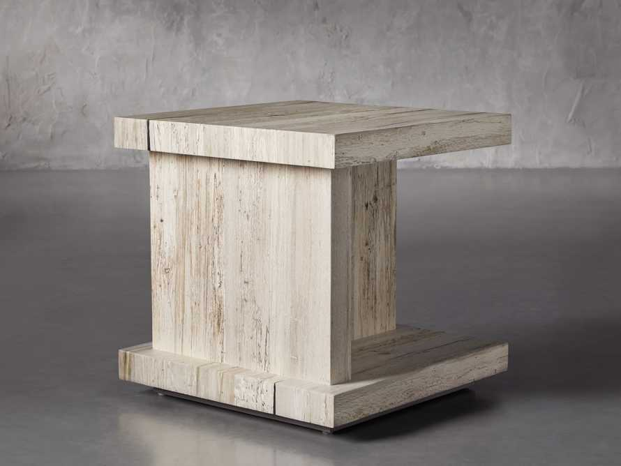 "Leandro 23"" End Table, slide 4 of 10"