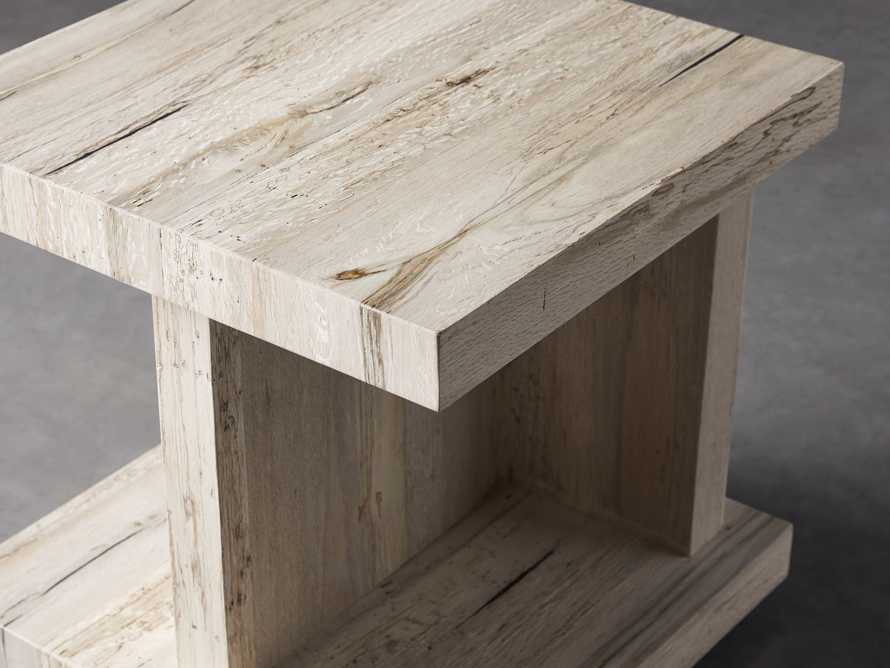 "Leandro 23"" End Table, slide 6 of 10"