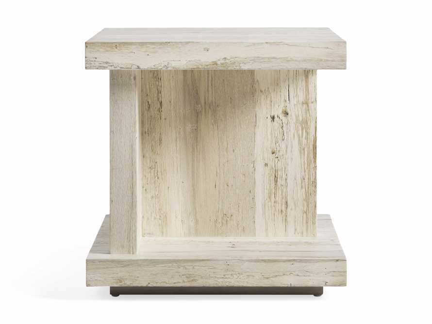 "Leandro 23"" End Table, slide 9 of 10"