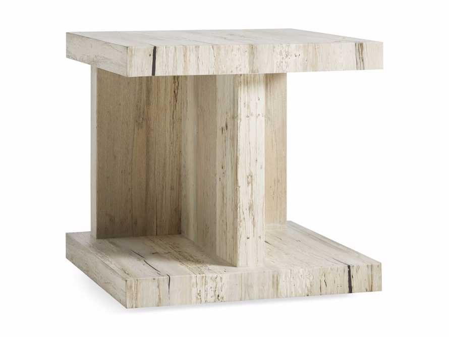 "Leandro 23"" End Table, slide 10 of 10"