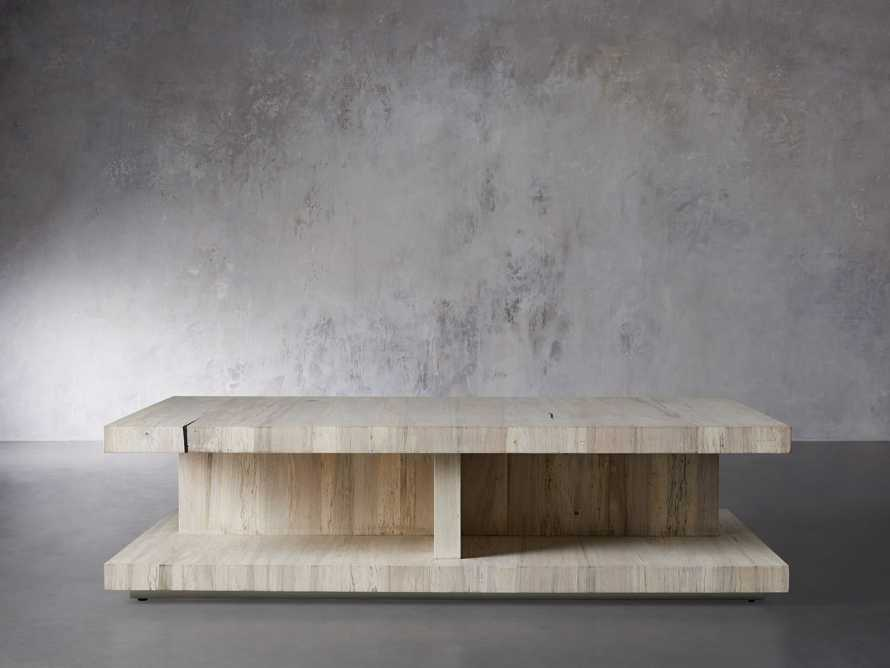 "Leandro 64"" Coffee Table, slide 1 of 6"